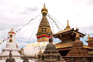 Swayambhunath Stupa 1/4 by Tripoto