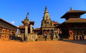 Kathmandu at a Glance