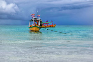 A Full-Day Boat Trip To Experience the Best of Koh Rong Island