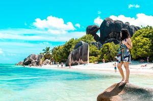 How to Make the Most of your 48 Hours on La Digue Island: A Paradise in Seychelles