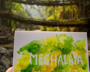 A Short Trek to One of the Most Beautiful Waterfalls in Meghalaya that you Cannot Miss Out On