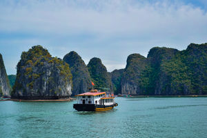 I Visited the Ha Long Bay in Just Rs 1400 and this is How You Can Do it Too
