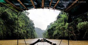 Let me take you on a trip.. a trip down the river stream ..
