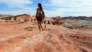 Another amazing American National Park, VALLEY OF FIRE, NV