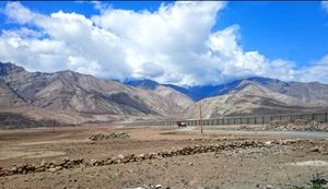 Ladakh: God's Own Canvas