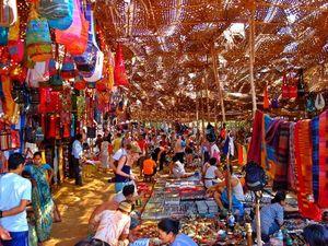 Flea Markets in Goa