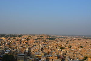 Jaisalmer - The Far West