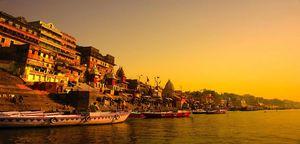 The Sacred City – Varanasi
