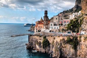 An Artist Own Dreamland ...Amalfi!!