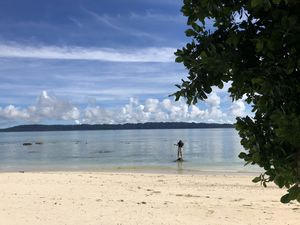 Bachelorette at Andaman & Nicobar Islands