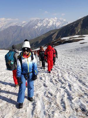 Mesmerising Bhrigu lake trek at 14000 ft.. #adventureactivity