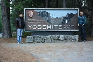 #SwipeRightToTravel Beautiful Yosemite And Tahoe Lake-I