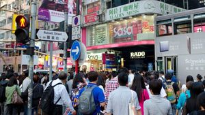 Exploring the City of Hong Kong
