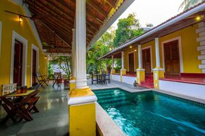 5 handpicked budget AirBnbs with pool in Goa under Rs.10,000