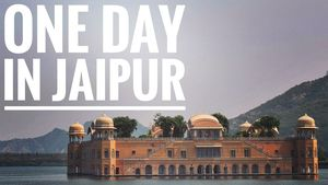 One Day in the Pink City, Jaipur