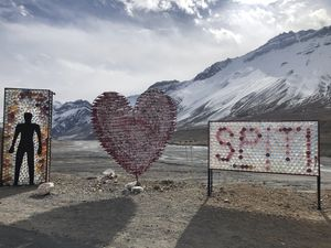Trip to the Winter Wonderland of India - Spiti Valley