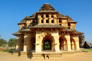 Lotus Mahal 1/undefined by Tripoto