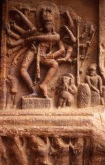 Badami Cave Temples 1/undefined by Tripoto
