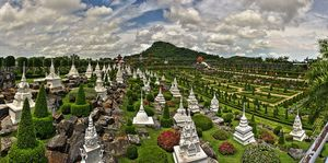 Nong Nooch Tropical Botanical Garden Pattaya Thailand 1/undefined by Tripoto
