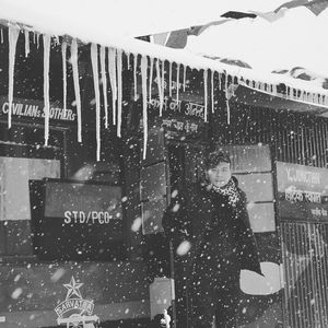 """Winter is here"" #BestTravelPicture"