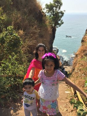 The beach trinity - Harihareshwar Shrivardhan and Diveagar