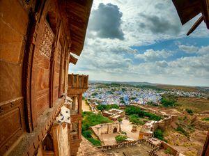 Sneak peek into the Blue city-Jodhpur