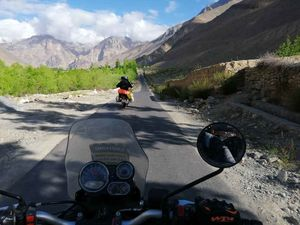 An unplanned bike trip to Spiti valley! – how not to plan a bike trip