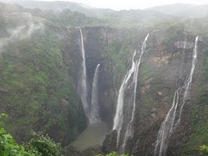 Why Padmavati Temple near Jog Falls is exceptional