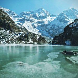 Tulian Lake: 11,000 ft. high, 2 dense forests, 1 divine trek