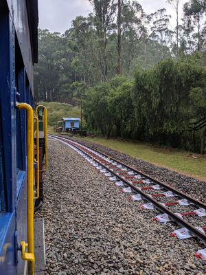 Toy Train Railway Station Ooty 1/undefined by Tripoto