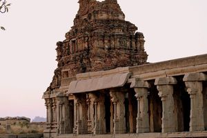 Hampi,Karnataka-The lost city of Vijaynagar empire!