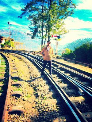 Kalka to Solan Toy Train Heritage Journey 29th Dec 2015 Day 2