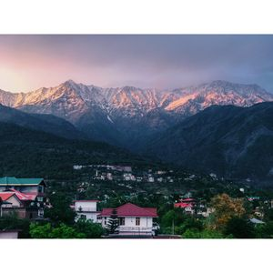 The view from my room #Dharamshala #BestTravelPictures @tripotocommunity