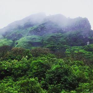 The Korigad Fort Trek