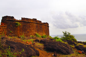 Chapora Fort 1/undefined by Tripoto