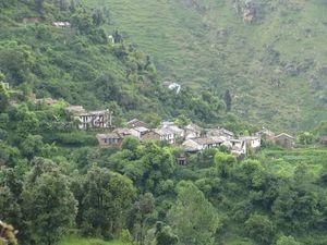 Small and unexplored village in Chamoli Uttarakhand
