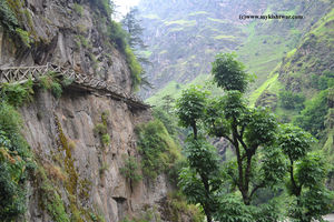 Trip to Brahma Peaks | Tri-Sandhya Water Fall