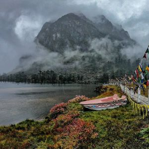 Sangetsar Lake, a Beautiful Lake in Arunachal Named After Madhuri Dixit