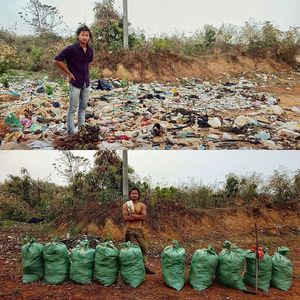 Top Indian Destinations That Need the #Trashtag Challenge