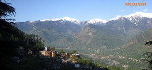 Naggar, forgotten capital of Kullu