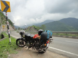 A Bike Odyssey of 4 Mad Travellers to The Land of Gompas: Lahaul & Spiti Valley (Part #1)