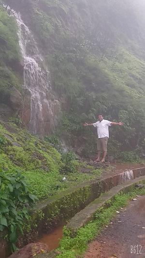 Goa-Monsoon-Long Drive-Western Ghat Hills-Chorla Ghat-Arvalem Waterfall n Caves