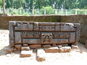 History Lover - Hidden in Saal Forest of Jharkhand - Benisagar - Ruins of 7th century Shiva Temple