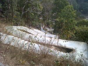 Jonha Waterfall, Ranchi.. Safest Waterfall if u wish to bath under the fall directly