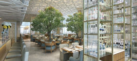 Bread Street Kitchen & Bar - Dubai - United Arab Emirates 1/1 by Tripoto