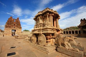 Hampi By Night: A 3-Day Extravaganza Of Dance, Drama And Music