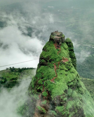 The World's Most Dangerous Fortress, Only 47 Km Away From Mumbai Is Not For The Faint Hearted