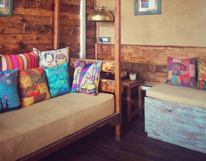 A Bus Ride Away From Delhi, This Quirky Pahadi Cabin Makes For The Perfect March Getaway