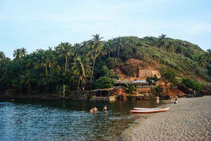 Sitting In The Midst Of Cliffs, This Goan Gem Is The Perfect Beach Hideaway