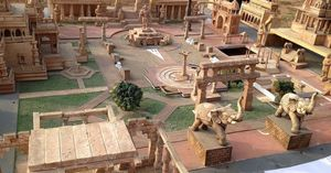 Witness The Magic of Baahubali In Real Life: Mahishmati Set Open For Tourists